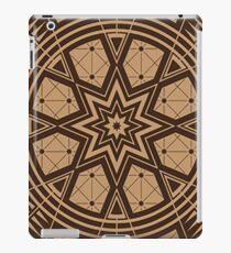 Vintage Native American Gathering iPad Case/Skin