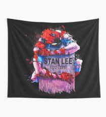 Stan Lee , 1922 - 2018 Wall Tapestry