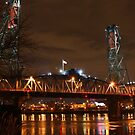 Lights of Portland by Chappy