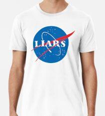 NASA-LÜGNER Männer Premium T-Shirts