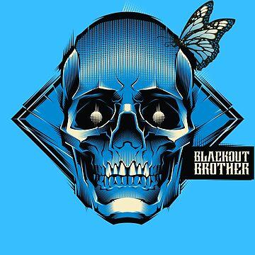 Devil in Blue by BlackoutStore