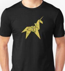 Blade Runner - Paper Unicorn Slim Fit T-Shirt