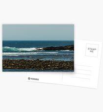 BLUE SEA COAST Postcards