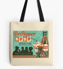 Dr. Pepper Vintage Ad #2 Tote Bag