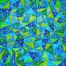 «conexión geométrica poli arte» de artetbe