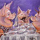 A Fine Meal by Sandy Taylor