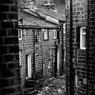Diagon Alley by Kurt  Tutschek