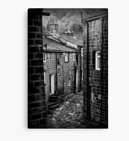 Diagon Alley Canvas Print