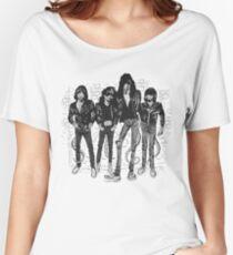 Ratmones Women's Relaxed Fit T-Shirt