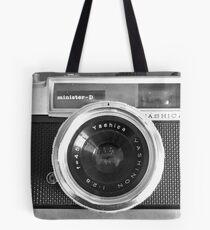 Camera Tote Bag
