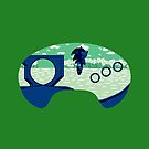 Green Hill Zone by TheBensanity