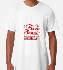 Pizza  Long T-Shirt