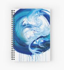 Sea & Me 25 Spiral Notebook