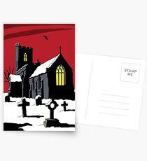 Churchyard Postcards
