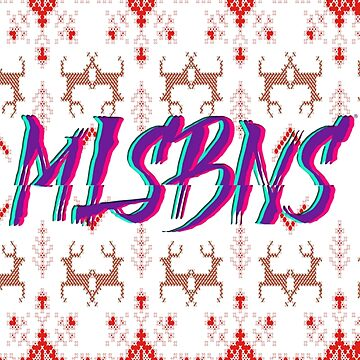 MLSBNS™ Ugly Sweater Design by mbsauthentic