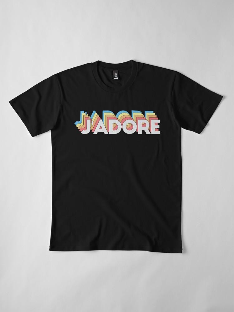 Alternative Ansicht von J'adore Premium T-Shirt