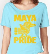 MAYA PRIDE Women's Relaxed Fit T-Shirt