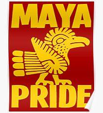 MAYA PRIDE Poster