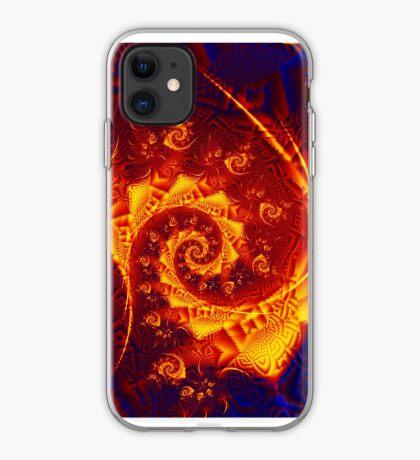 Carmine II iPhone Case