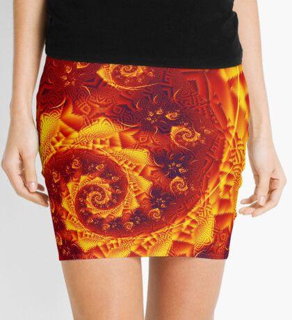 Carmine II Mini Skirt