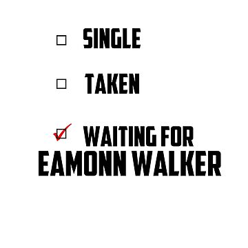 Waiting For Eamonn Walker by NessaElanesse
