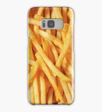 French Fry Maniac Samsung Galaxy Case/Skin