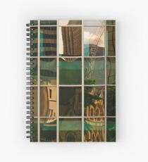 Reflecting Charlotte 1 Spiral Notebook