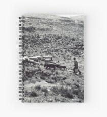 Bolivia Landscape Spiralblock