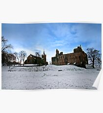 Linlithgow Palace Poster