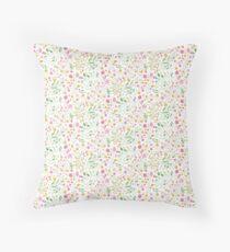 Liberty pattern Birds & flowers Floor Pillow