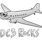 « DC3 rocks 2 » par mimikaweb