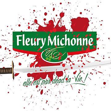 Fleury Michonne by alexMo