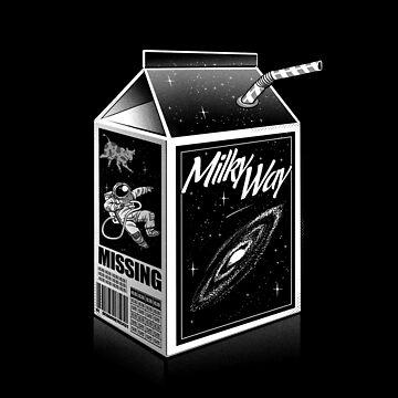 Milk Way by tobiasfonseca