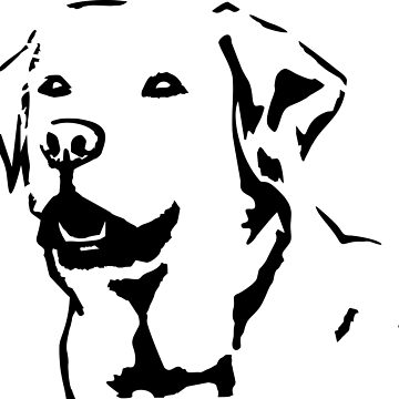 Dog - Labrador Retriever by claudiasartwork