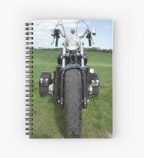 Green, Green, Grass of Home Spiral Notebook