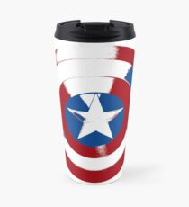 Cap's Shield Travel Mug
