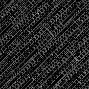 Keyboarded BLACK by GrandeDuc