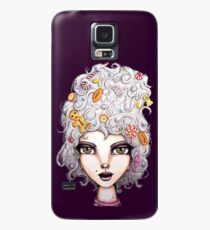 Gingerbread Witch Case/Skin for Samsung Galaxy