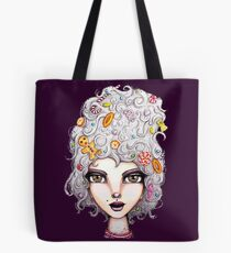 Gingerbread Witch Tote Bag