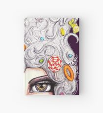 Gingerbread Witch Hardcover Journal