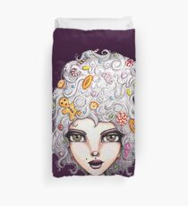 Gingerbread Witch Duvet Cover