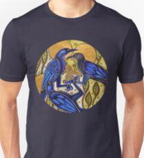 Three Ravens Tee Unisex T-Shirt
