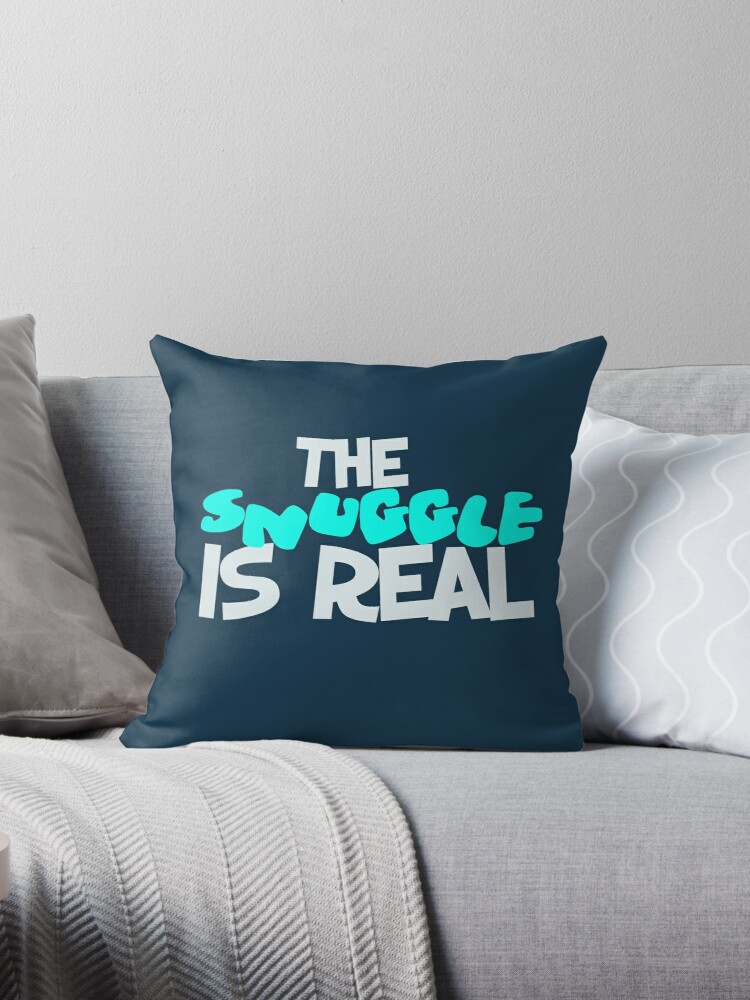 The snuggle is real by BubbSnugg LC