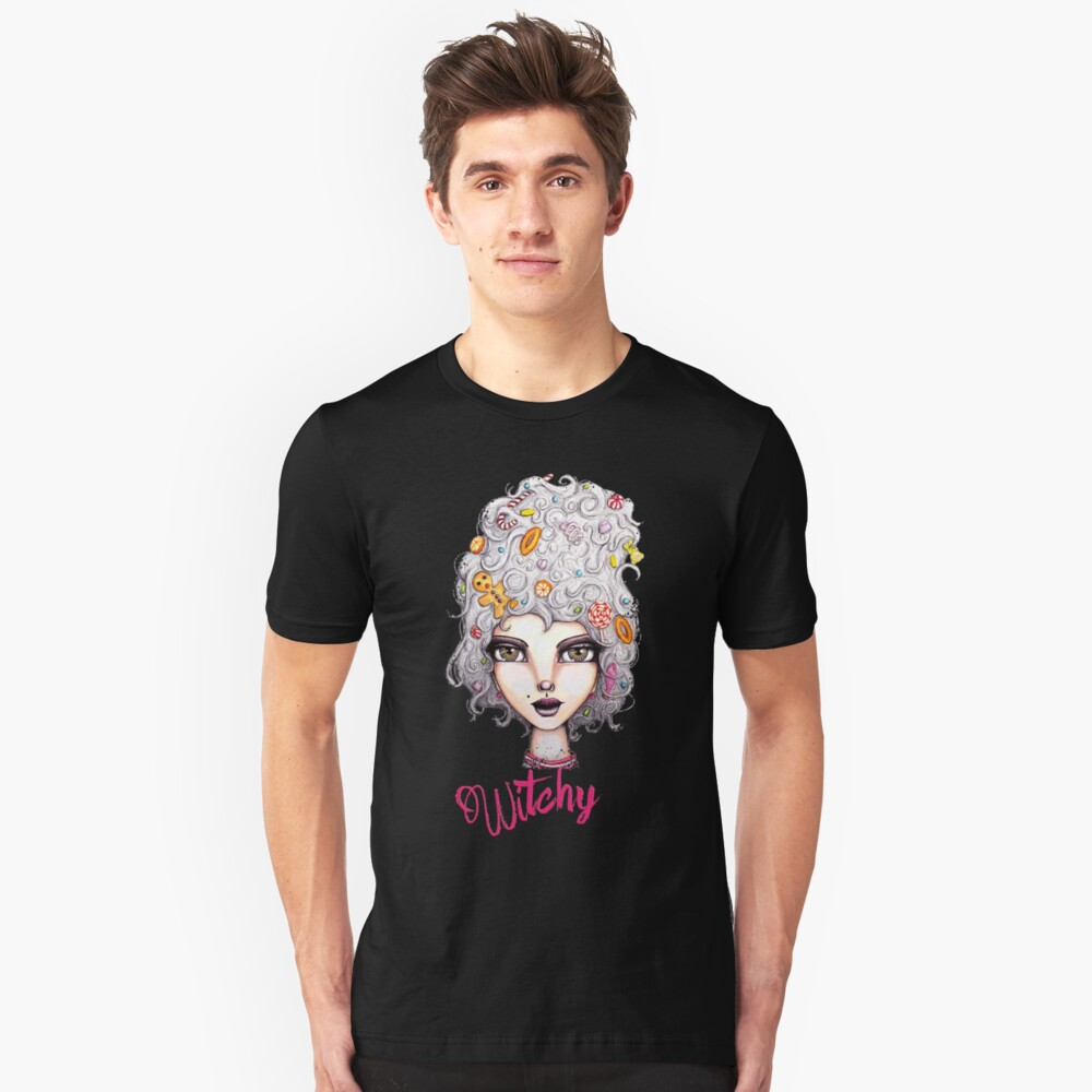 Feeling Witchy Today Unisex T-Shirt Front