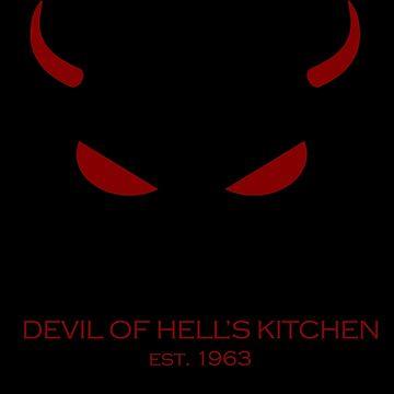 Devil Of Hell's Kitchen by archangelglass