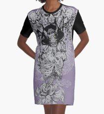 DOMINATRIX  Graphic T-Shirt Dress