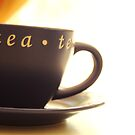The beauty of tea by Olivia Plasencia