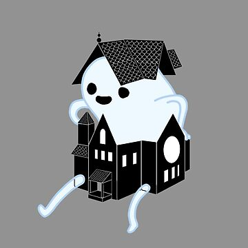Haunted House by art-shy