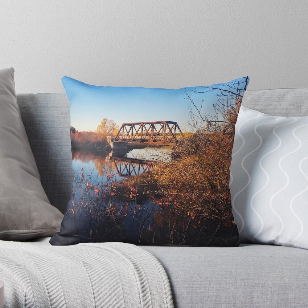Tatamagouche  Throw Pillow