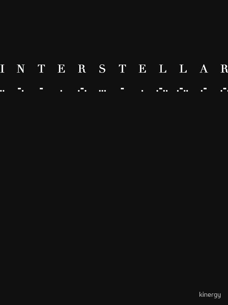 Interstellar by kinergy